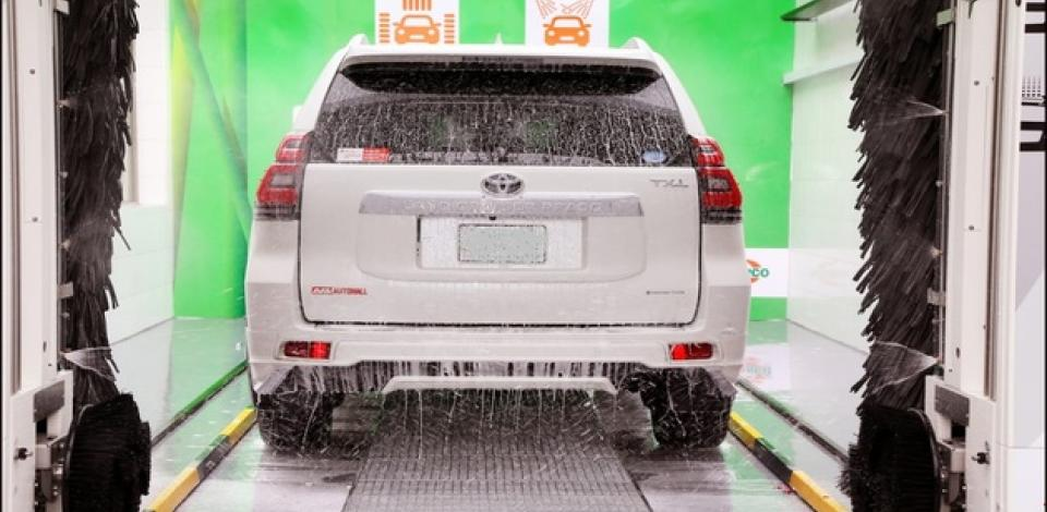 Car Wash & Detailing | Total Group - PARCO