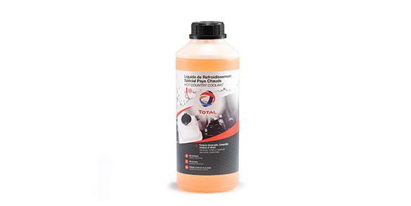 Hot Country Coolant Car Care